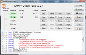 xampp321